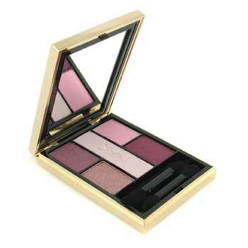 Yves Saint Laurent Ombres 5 Lumieres (5 Colour Harmony for Eyes) - No. 02 Indian Pink  8.5g/0.29oz