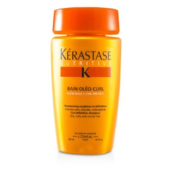 เคเรสตาส แชมพู Kerastase Nutritive Bain Oleo-Curl Curl Definition  250ml/8.5oz