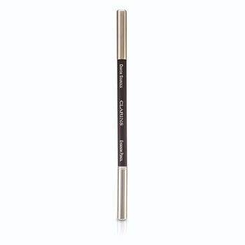 Clarins Eyebrow Pencil - #01 Dark Brown  1.1g/0.04oz