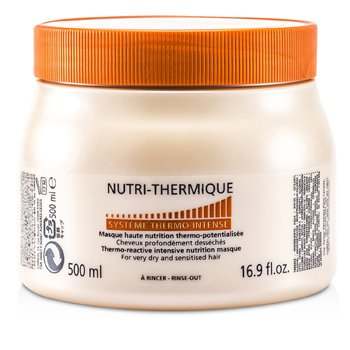 Kerastase Nutritive Nutri-Thermique Thermo-Reactive Intensive Nutrition Masque (For Very Dry and Sensitised Hair)  500ml/16.9oz