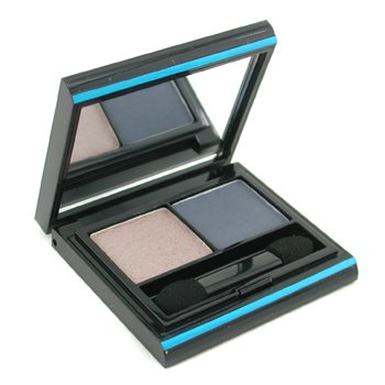 Elizabeth Arden Color Intrigue Eyeshadow Duo - # 04 Blue Smoke  3.4g/0.12oz