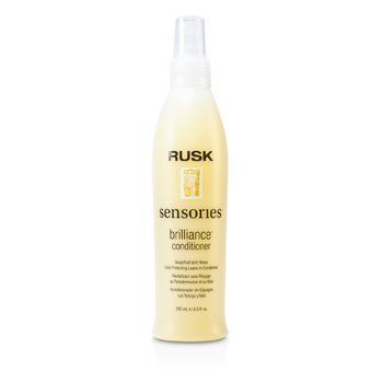 Rusk Sensories Brilliance Grapefruit and Honey Color Protecting Leave-In Conditioner  250ml/8.5oz