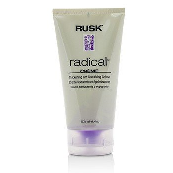 Rusk Creme Radical Thickening and Texturizing   100g/4oz