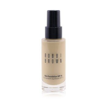 Bobbi Brown Skin Base Maquillaje SPF 15 - # 2 Sand  30ml/1oz