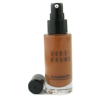 Bobbi Brown Skin Base Maquillaje SPF 15 - # 6.5 Warm Almond  30ml/1oz