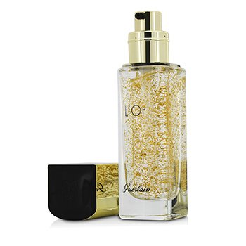 Guerlain Base de maquiagem L'Or Radiance Concentrate c/ Pure Gold   30ml/1.1oz