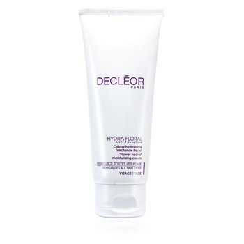 Decleor Hydra Floral Anti-Pollution Flower Nectar Moisturising Cream (New Packaging, Salon Size)  100ml/3.3oz