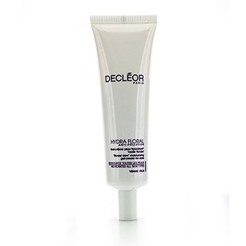 Decleor Hydra Floral Anti-Pollution Gel Hidratante Ojos de Néctar de Flores ( Tamaño Salón )  30ml/1oz