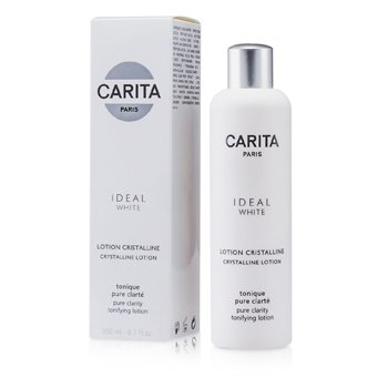 Carita Loción Ideal Blanqueadora Cristalina  200ml/6.7oz