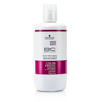 שוורצקופף BC Color Freeze Treatment - For Coloured Hair (Exp. Date: 07/2017)  750ml/25.5oz