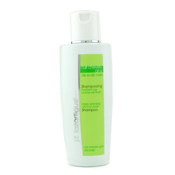 J. F. Lazartigue Deep Cleansing Shampoo with Fruit Acids (Oily Scalp Care)  200ml/6.8oz