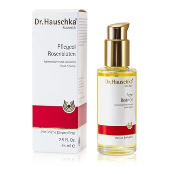 Dr. Hauschka Rose Body Oil  75ml/2.5oz