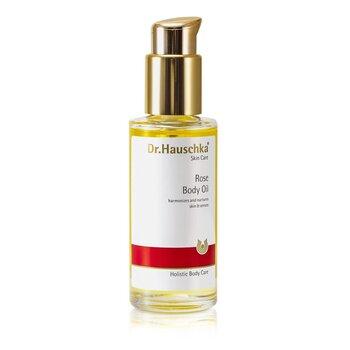 Dr. Hauschka Ulei de Corp cu Trandafir  75ml/2.5oz