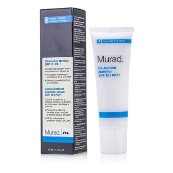 Murad Oil-Control Mattifier SPF 15  50ml/1.7oz