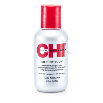 CHI Silk Infusion Восстанавливающий Комплекс с Шелком  50ml/2oz