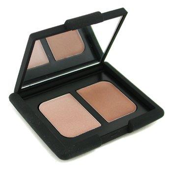 NARS Paleta dwóch kremowych cieni do powiek Duo Cream Eyeshadow - Summer Time  3.4g/0.12oz