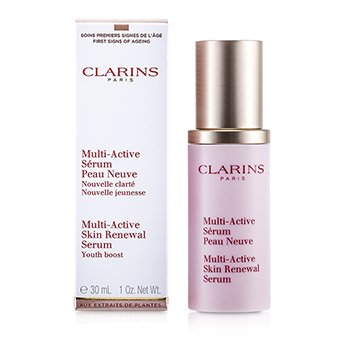 Clarins Multi-Active Skin Renewal Serum  30ml/1.04oz