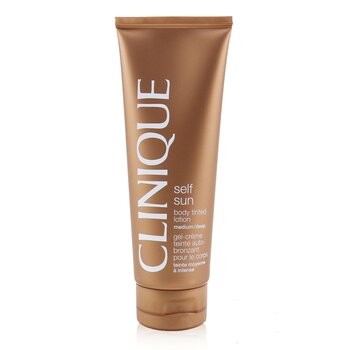 Clinique Samoopalająca emulsja do ciała Self-Sun Body Tinted Lotion - Medium/ Deep  125ml/4.2oz