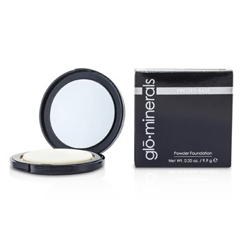 GloMinerals GloBase Prensada (Base Maquillaje Polvos) - Honey Dark  9.9g/0.35oz