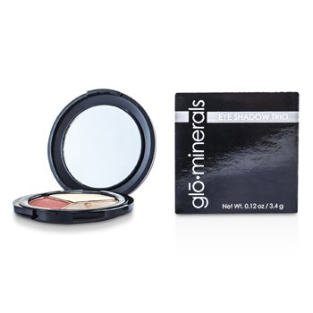 GloMinerals GloEye Shadow Trio - Mulberry  4.5g/0.16oz