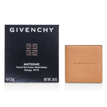 Givenchy Matissime Absolute Matte Finish Powder Foundation SPF 20 Refill - # 17 Mat Rosy Beige  7.5g/0.26oz