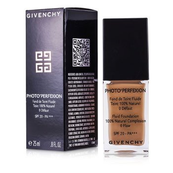 Givenchy Photo Perfexion Base Maquillaje FluidaSPF 20 - # 6 Perfect Honey  25ml/0.8oz