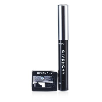 Givenchy Magic Kajal Lápis p/ os olhos with Sharpener - # 1 Magic Black  2.6g/0.09oz
