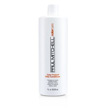 Paul Mitchell Color Care Color Protect Daily Conditioner (Detangles and Repairs)  1000ml/33.8oz