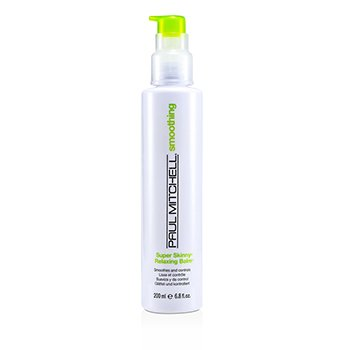 Paul Mitchell Smoothing Super Skinny Relaxing Balm (Smoothes and Controls)  200ml/6.8oz