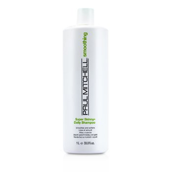 Paul Mitchell Smoothing Super Skinny Daily Shampoo (Smoothes and Softens)  1000ml/33.8oz