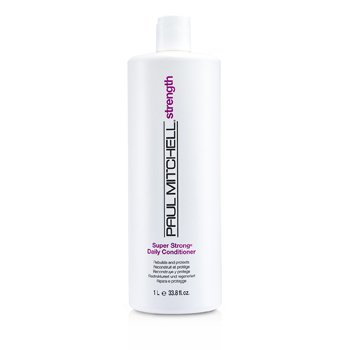 Paul Mitchell Super Strong  Acondicionador Diario ( Protege y da cuerpo )  1000ml/33.8oz