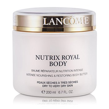 Lancome Nutrix Royal Body Intense Nourishing & Restoring Mantequilla Corporal  ( Piel Seca/Muy Seca )  200ml/6.7oz