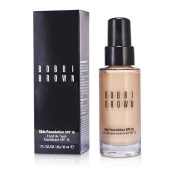 Bobbi Brown Base Maquillaje SPF 15 - # 0 Porcelain  30ml/1oz