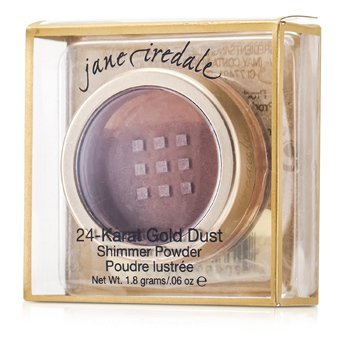 Jane Iredale 24 Karat Gold Dust Shimmer Powder - Bronze  1.8g/0.06oz