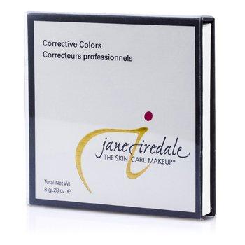 Jane Iredale Set Colores Correctores ( 4x Correctores 2g + Espátulas aplicadoras )  8g/0.28oz