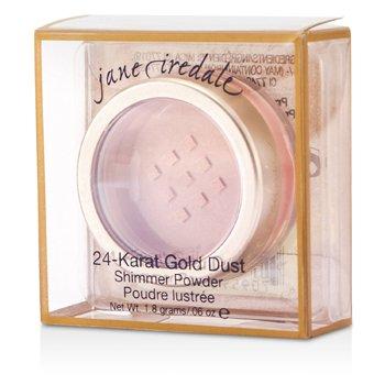 Jane Iredale 24 Karat Gold Dust  Polvos Iluminadores - Champagne  1.8g/0.06oz