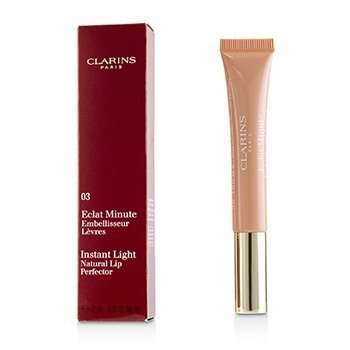 Clarins Eclat Minute Instant Light Perfeccionador Labial - # 03 Beige  12ml/0.35oz