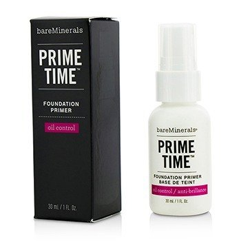 BareMinerals BareMinerals Prime Time Oil Control Foundation Primer  30ml/1oz