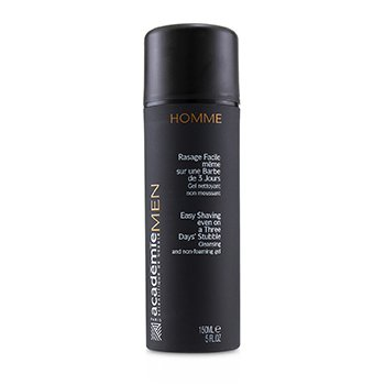 Academie Men Cleansing & Non-Foaming Gel  150ml/5oz