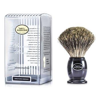 The Art Of Shaving Pincel de barba Pure Badger  - Pure Black  1pc
