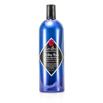 Jack Black Καθαριστικό Γενικής Χρήσης για Πρόσωπο, Μαλλιά και Σώμα  975ml/33oz