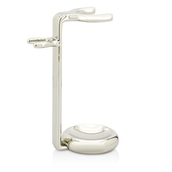 The Art Of Shaving Classic Shaving Stand - Nickel ( Brocha y Maquinilla Nickel )  1pc