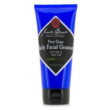 Jack Black Denní čisticí krém na obličej Pure Clean Daily Facial Cleanser  177ml/6oz