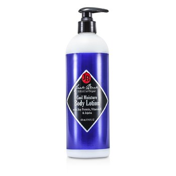 Jack Black Cool Moisture Body Lotion  473ml/16oz