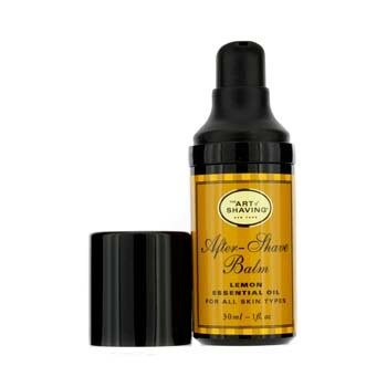 The Art Of Shaving After Shave Balm - Lemon Essential Oil (Travel Size, Pump, For All Skin Types)  30ml/1oz