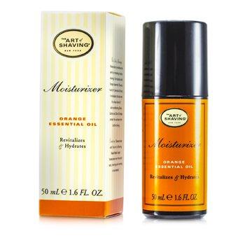 The Art Of Shaving Moisturizer - Orange Essential Oil (For Sensitive Skin)  50ml/1.7oz