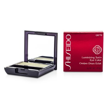 Shiseido Luminizing Satin Eye Color - # GR711 Serpent  2g/0.07oz