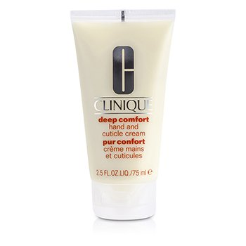 Clinique Deep Comfort Krim Tangan dan Kutikula  75ml/2.6oz