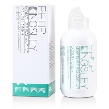 Philip Kingsley Moisture Balancing Conditioner (For Medium Textured, Wavy Hair or Chemically Processed Fine Textured Hair)  250ml/8.45oz