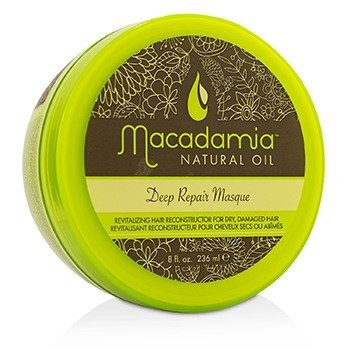 Macadamia Natural Oil Deep Repair Masque ( Cabelo danificado, seco )  250ml/8.5oz